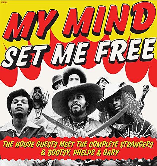My Mind Set Me Free Autographed Album