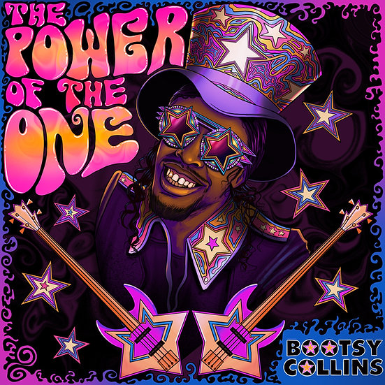 The Power Of The One CD