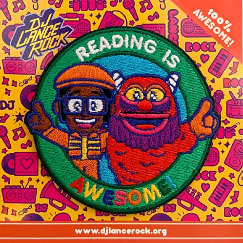 Cecil and DJ Lance Rock - READING IS AWESOME!