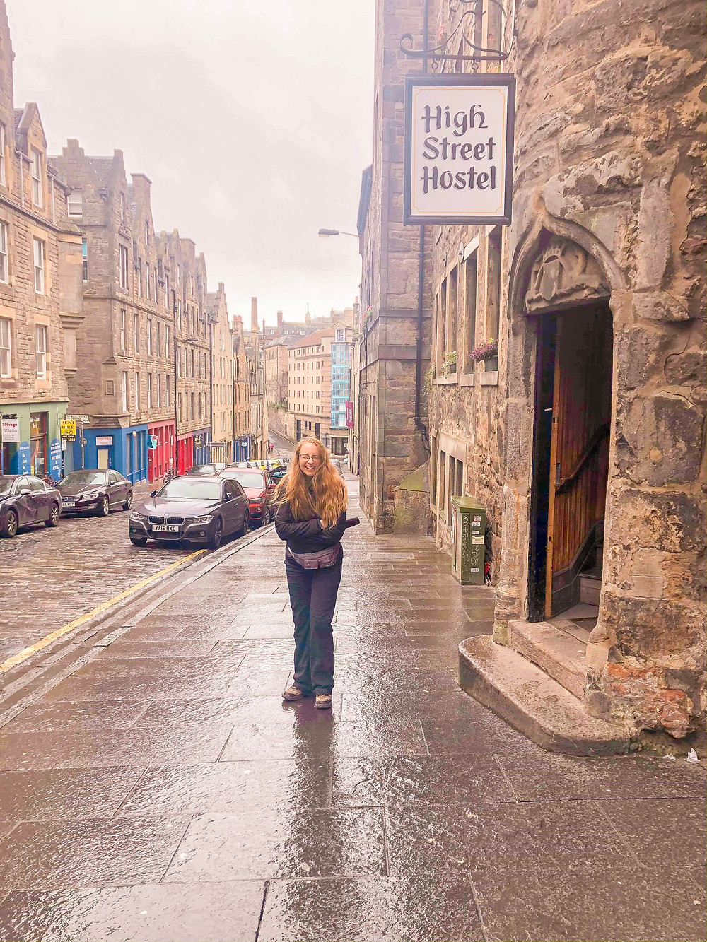 High Street Hostel in Edinburgh