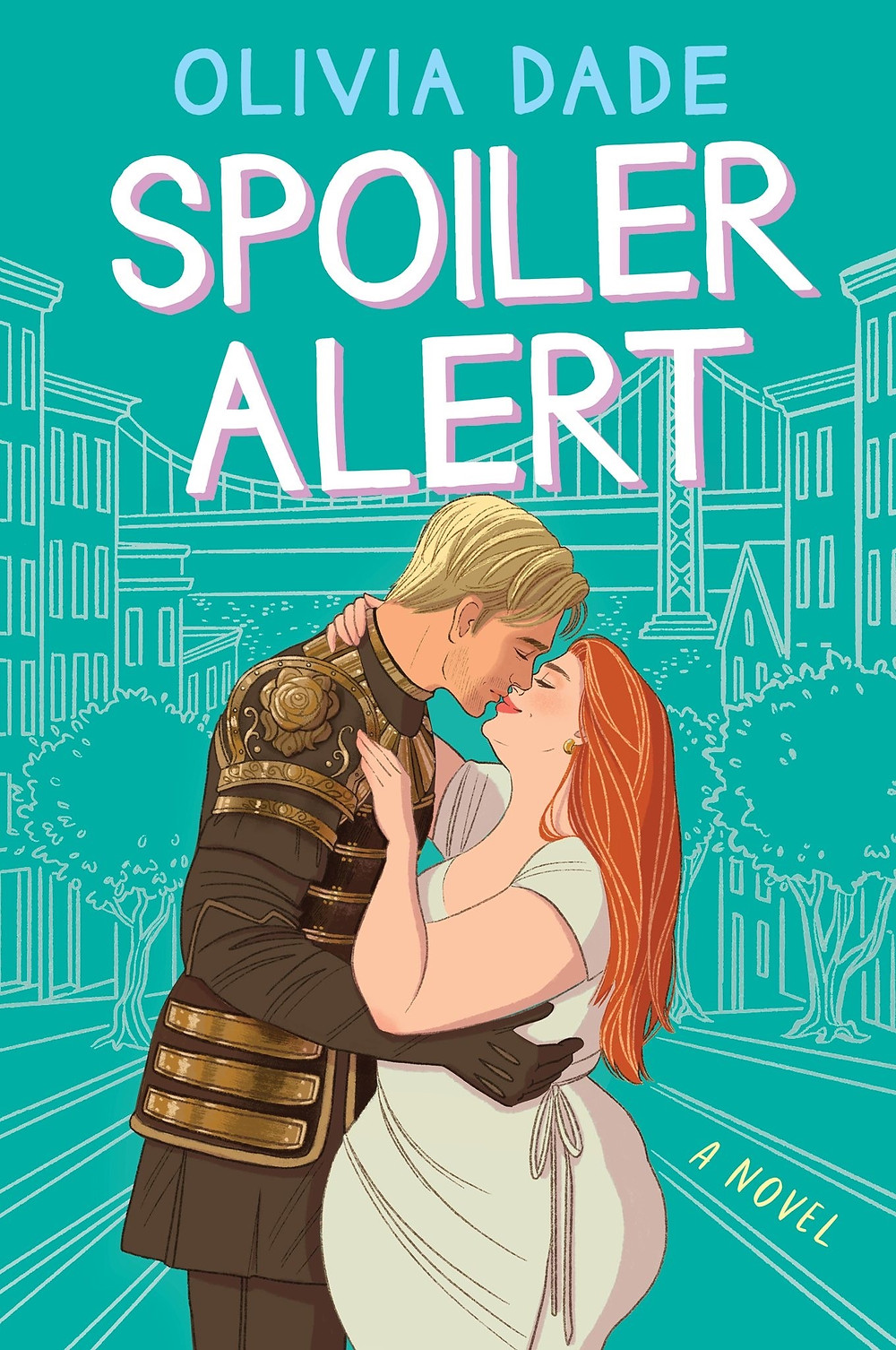 Spoiler Alert by Olivia Dade; review