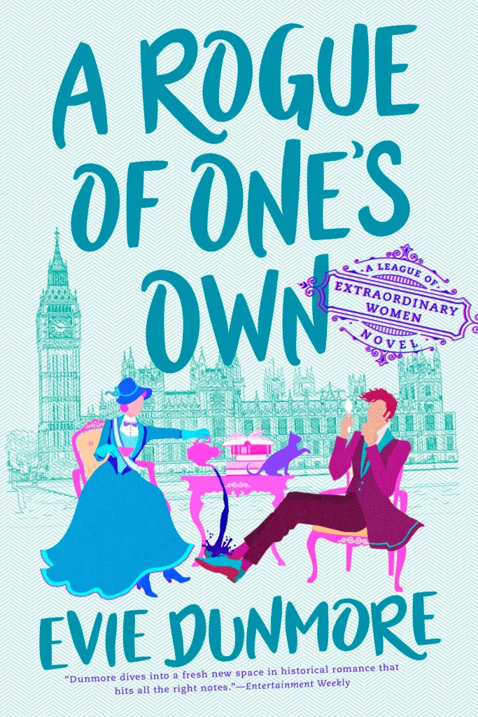 A Rogue of One's Own by Evie Dunmore; review
