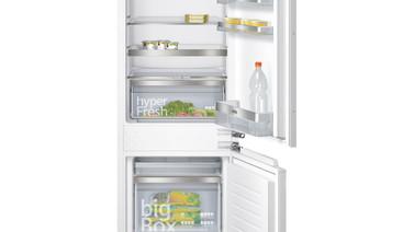 Siemens iQ500 177 x 54cm LowFrost Fridge Freezer