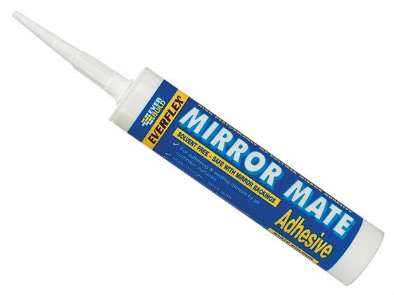 Mirror Mate Adhesive White 290ml