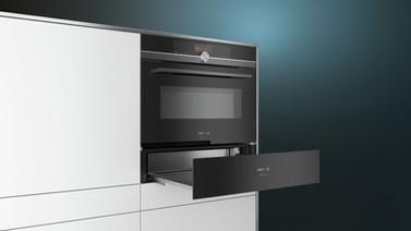 Siemens StudioLine 14cm High Warming Drawer