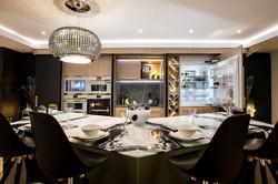 New Showroom Kitchen Setting 2019