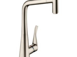 Hansgrohe Talis Select S Stainless Steel Kitchen Mixer