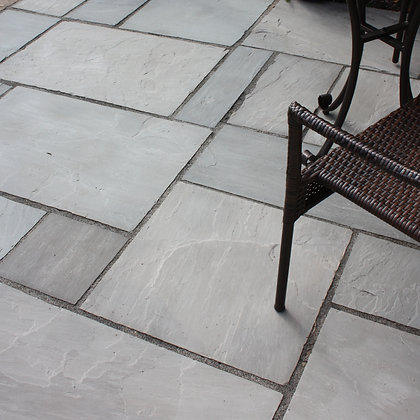 Global Stone Premium Sandstone Castle Grey 4 Mix Pack 19.2m2
