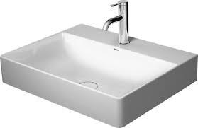 Duravit Washbasin Durasquare 600mm White