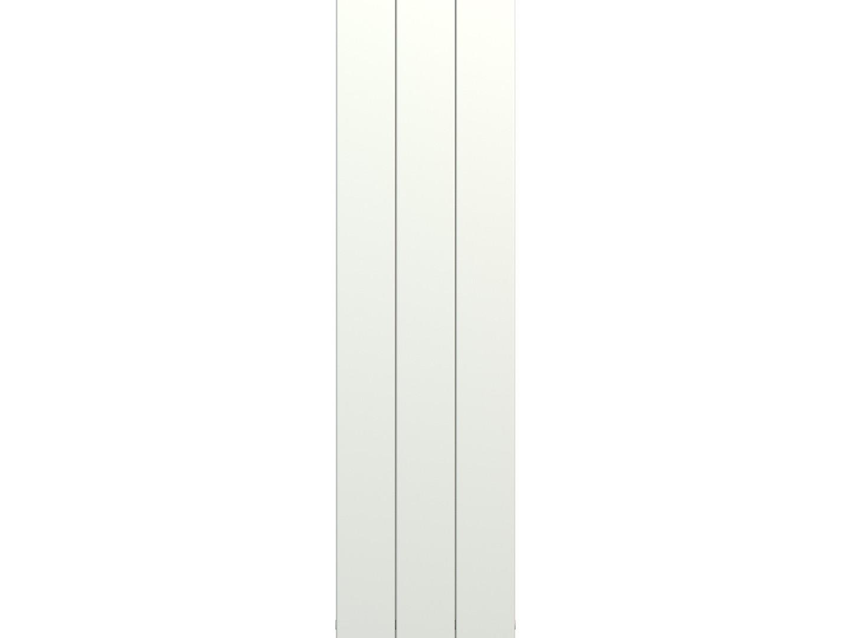 Bisque Blok Radiator 1890 x 502mm White
