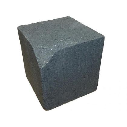 Block Paving Low Kerb Internal Corner Charcoal