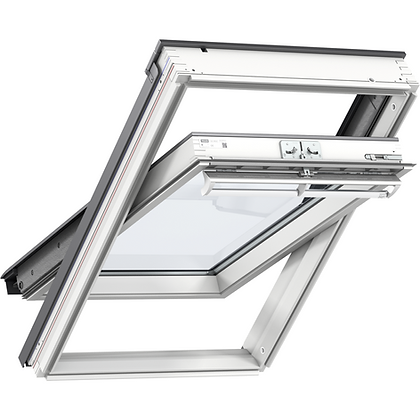 Velux Rooflight GGL 2070 CK02 55 x 78cm Painted White