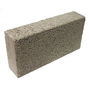 Concrete Block Solid Lightweight 440 x 215 x 100mm 3.6N