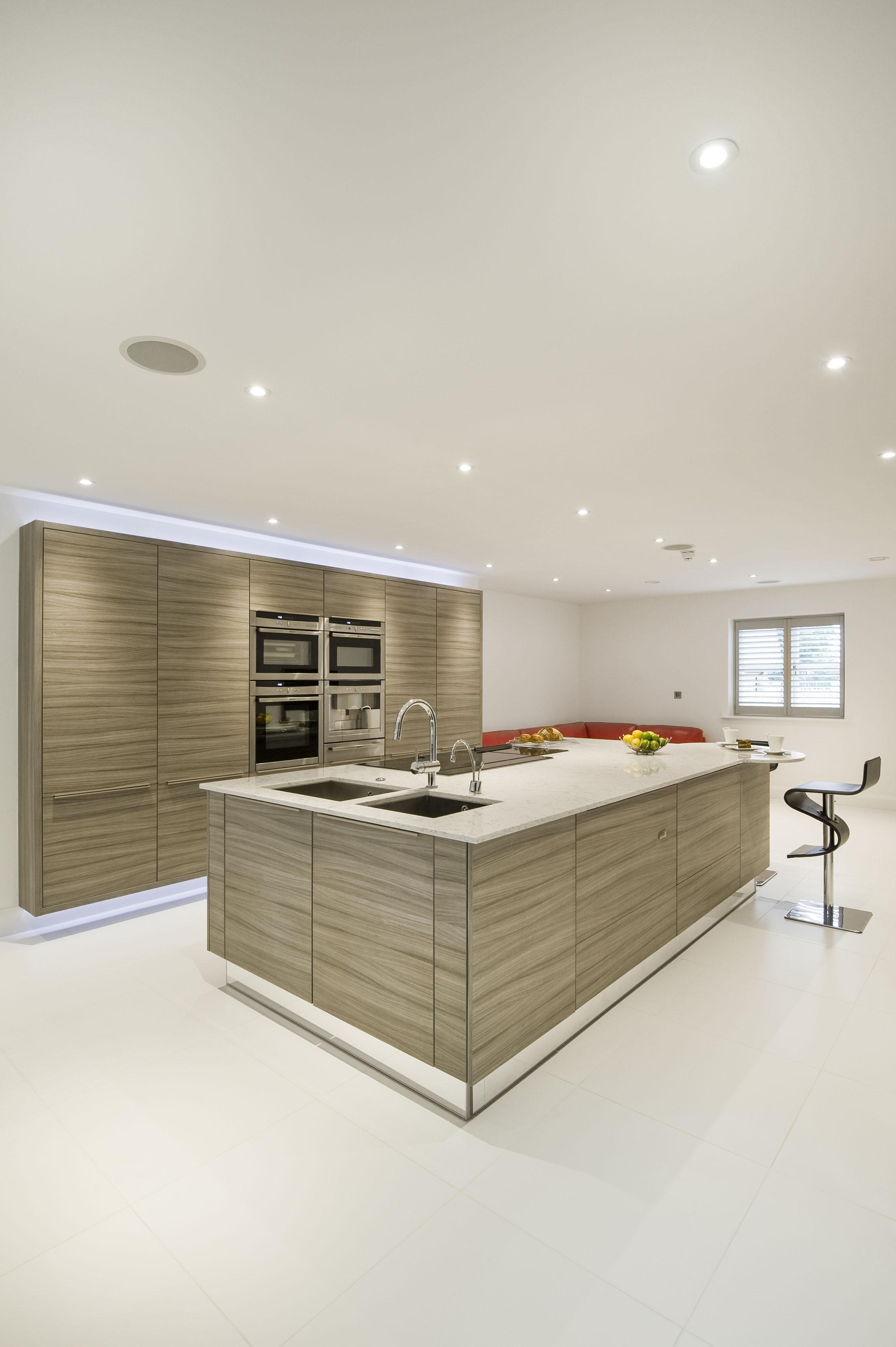 Silverstone Kitchen.