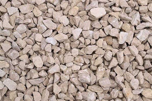 Derbyshire White 14mm Decorative Chippings Bulk Bag