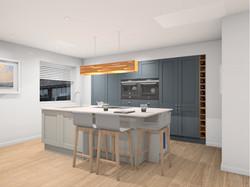 House 3 - Roxton - Kitchen