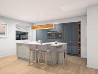 Mackintosh Trend Painted Kitchen Units