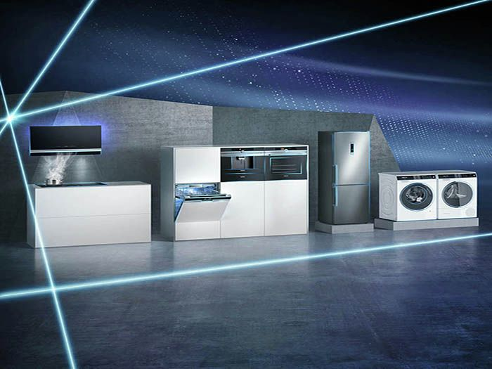 Siemens Connected Appliances