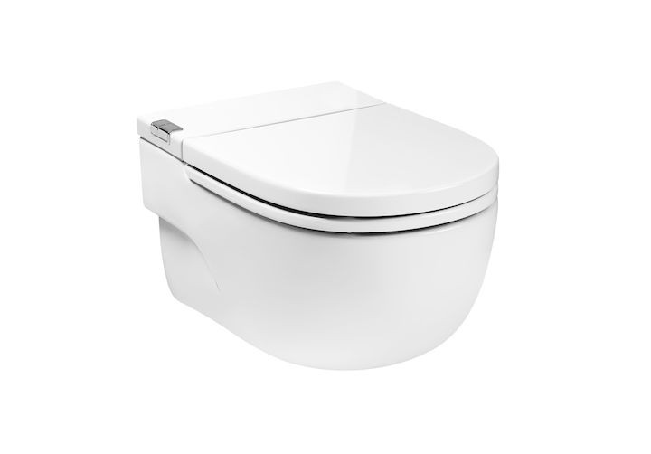 Geberit iCon Wall Hung WC, Rimfree, Small Projection