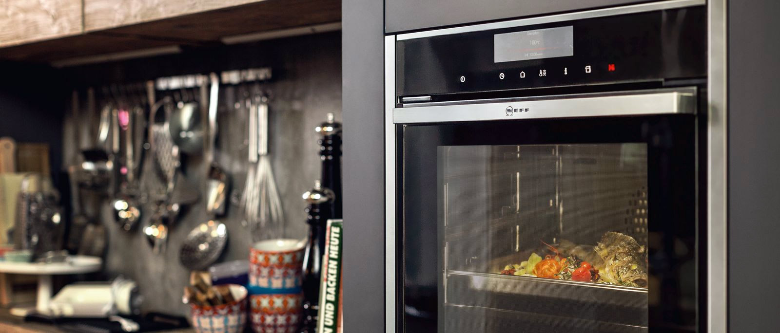Neff Appliances by Kuche & Bagno