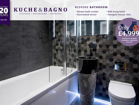 On trend design that won't break the bank - Bathroom design
