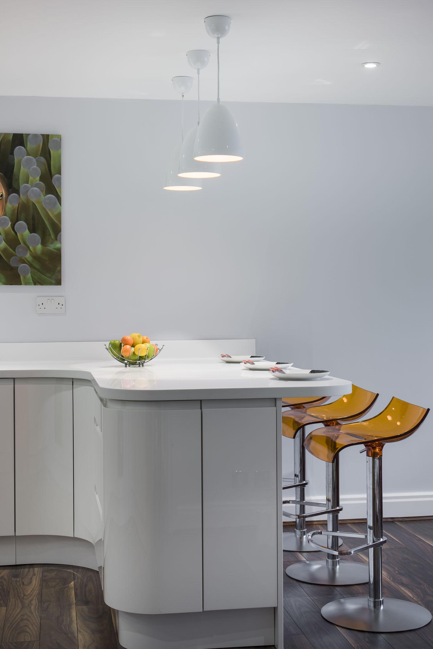 Wandsworth Kitchen by Kuche & Bagno
