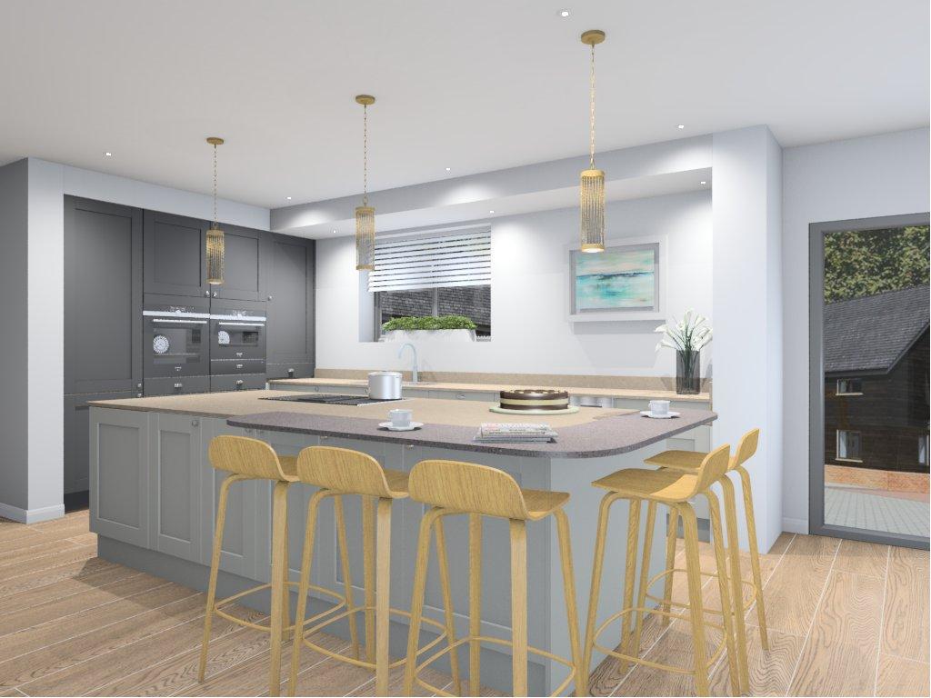 House 5 - Roxton - Kitchen