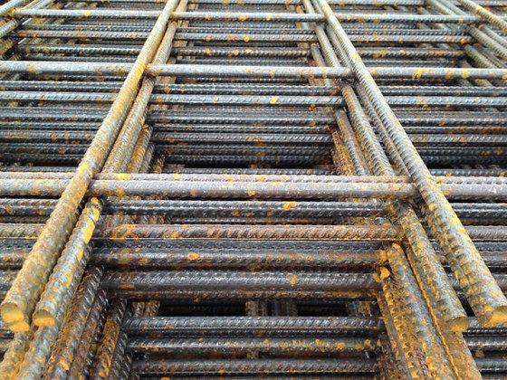 Concrete Reinforcement Steel Fabric A142m 3.6 x 2.0m 6mm