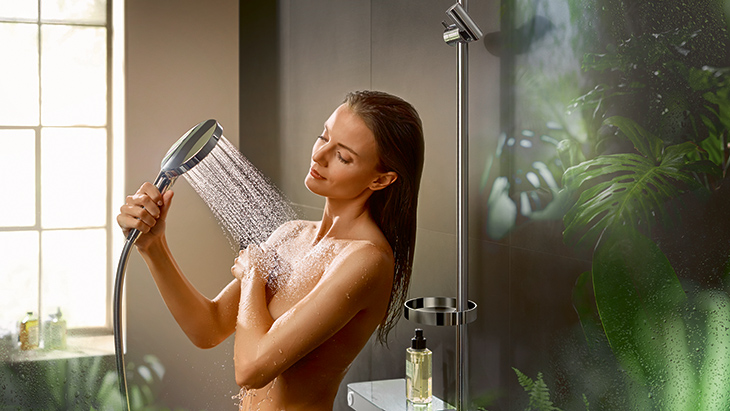 Hansgrohe Hand Showers