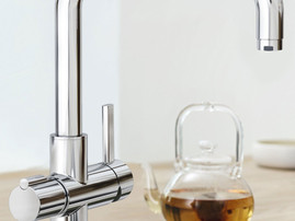 Grohe Red Duo Hot Tap