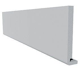 Fascia uPVC Full 16mm White 175mm x 5m