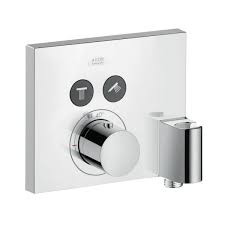Hansgrohe ShowerSelect Square Thermostat