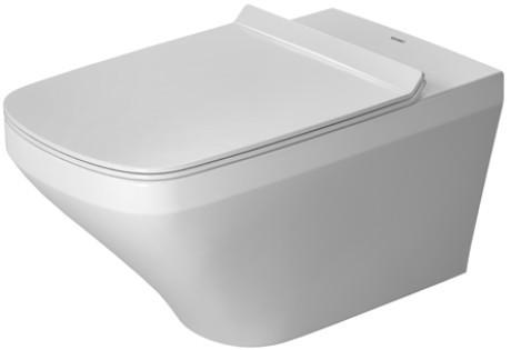 Duravit DuraStyle Toilet Wall Mounted 620mm Washdown Rimless White