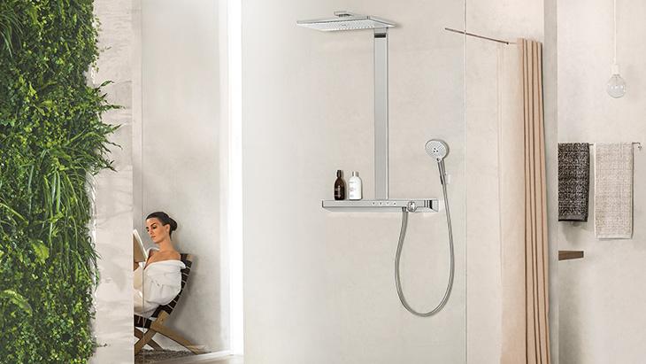Hansgrohe Showerpipes