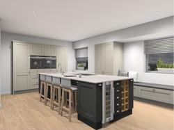 House 4 - Roxton - Kitchen