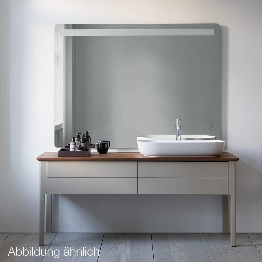 Duravit LU Mirror And Lighting 800x1600mm