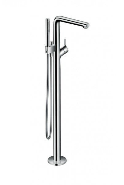 Hansgrohe Talis S Single Lever Bath Mixer Floor-Standing Chrome