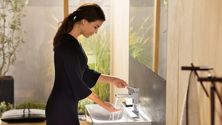 Hansgrohe Modern Bathroom Mixers