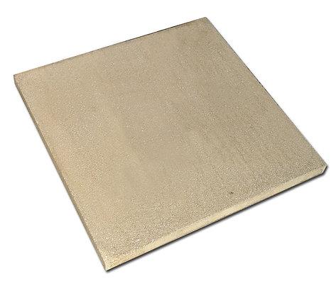 Eaton X-Range Textured Concrete Paving Slab Honey 600 x 600mm