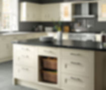 Chippendale Fitted Kitchens at Kuche & Bagno