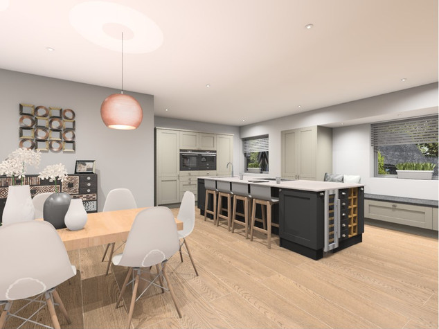Mackintosh Trend Painted Kitchen Units