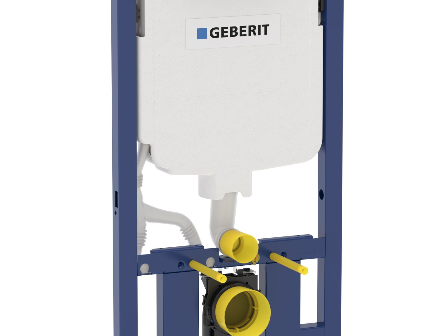 Geberit Duofix Frame For Wall-Hung WC, 14cm