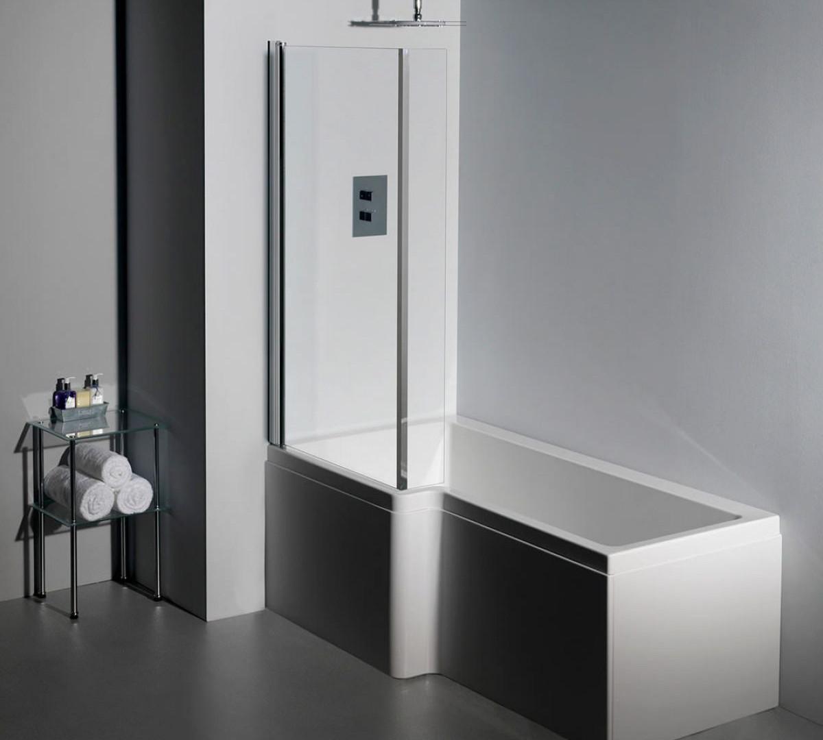 Carron Quantum shower bath