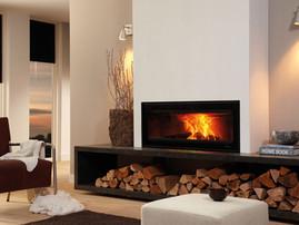 DRU Dik Geurts Vision 100 Wood Burner