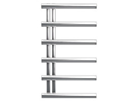 Bisque Chime Designer Towel Radiator