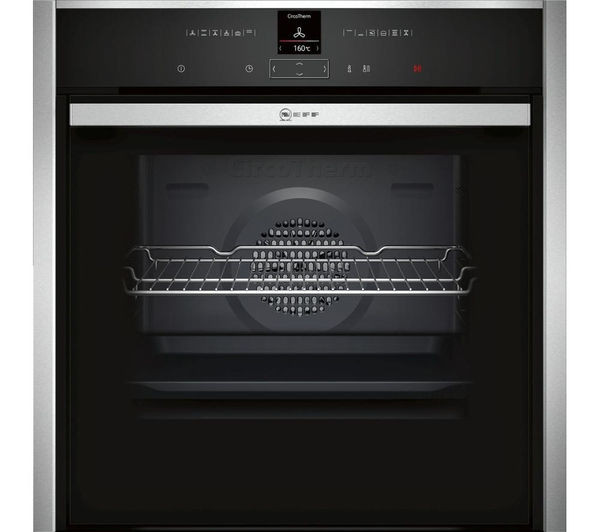 Neff Slide & Hide Electric Single Oven