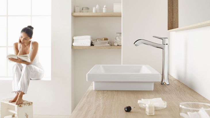 Hansgrohe Classic Bathroom Mixers