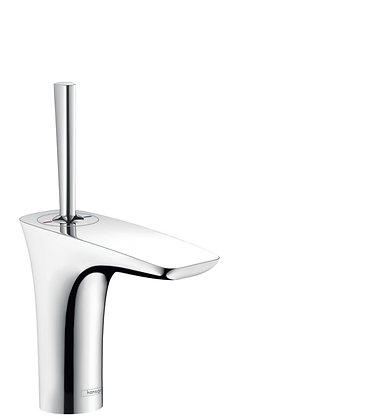 Hansgrohe PuraVida Single lever basin mixer 110 with push-open waste