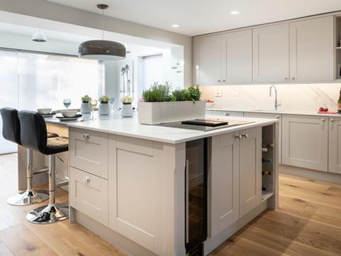 Hollow Wood Kitchen