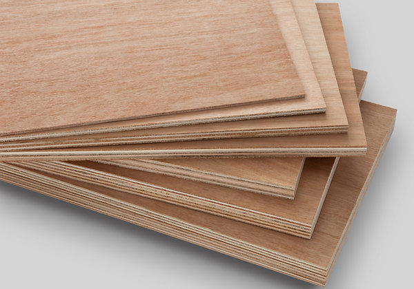 Face Hardwood Plywood WBP 3.6mm x 1220 x 2440 mm